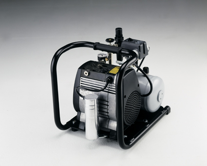 JUN-AIR oil-less compressor OF301-4B
